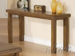 Morrison Sofa Table in Ash Oak Finish by Acme - 11901