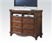 Remington Media Chest / TV Console in Brown Cherry Finish by Acme - 20277