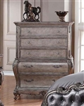 Chantelle Chest in Antique Silver Finish by Acme - 20546
