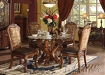Dresden 5 Piece Dining Set in Cherry Finish by Acme - 60010