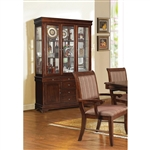 Mahavira Buffet and Hutch in Espresso Finish by Acme - 60685