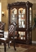 Vendome Curio Cabinet in Cherry Finish by Acme - 62023
