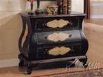 Salzburg Bombay Chest in Distressed Espresso Finish by Acme - 9202
