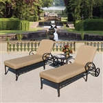 Fiesta 3pc Chaise Set by Bridgeton Moore 10865948