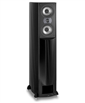 Atlantic Technology - H-PAS Full Range Tower Speaker - Gloss black Fleck ATL-AT-1-S-GLF
