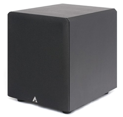 "Atlantic Technology - 8"" Powered Box Subwoofer 100 watt - Black ATL-SB-900-BLK"