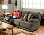 Riley Reclining Sofa by Catnapper - 1221