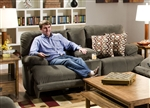 Riley Reclining Console Loveseat by Catnapper - 1229