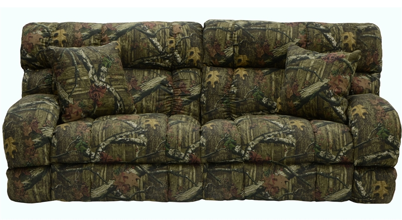 Appalachian Queen Sleeper Sofa In Mossy Oak Or Realtree