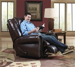 Livingston Swivel Glider Recliner by Catnapper - 4500-5