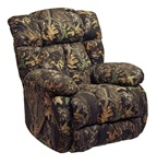 Laredo Mossy Oak Camouflage Chaise Rocker Recliner by Catnapper - 4609-2-CAMO