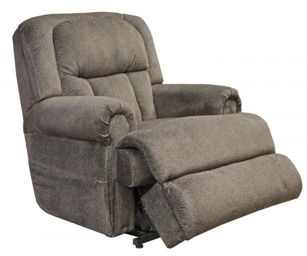 Burns Power Lift Full Lay Flat Dual Motor Recliner In