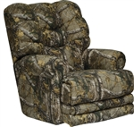 Duck Dynasty Big Falls Lay Flat Recliner in Realtree Xtra Camouflage Fabric by Catnapper - 5805-7-R