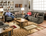 Riley 2 Piece Power Reclining Set by Catnapper - 61221-S