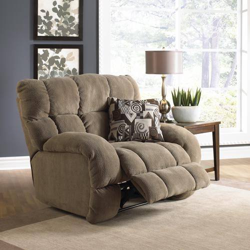 Siesta Power Lay Flat Recliner In Quot Porcini Quot Color Fabric