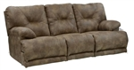Voyager POWER Lay Flat Reclining Sofa by Catnapper - 64381