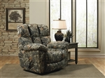Duck Dynasty Chimney Rock POWER Lay Flat Recliner in Realtree MAX 4 Camouflage Fabric by Catnapper - 65803-7