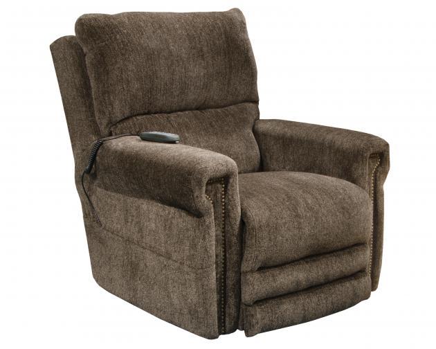 Warner Power Headrest Power Lumbar Power Lift Chair Lay