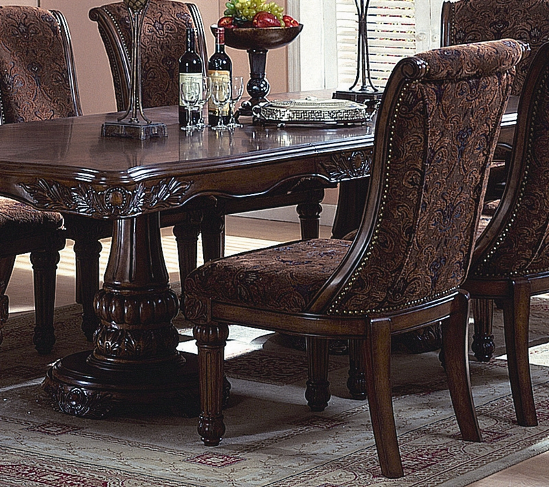 Emejing 9 Piece Formal Dining Room Sets Contemporary  : CM 2120N 5 from rugoingmyway.us size 800 x 710 jpeg 625kB