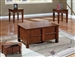 Knoxville 3 Piece Occasional Table Set by Crown Mark - 4119