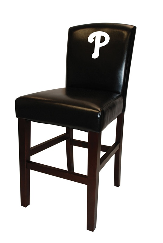 Mlb Philadelphia Phillies 24 Quot Seat Height Bar Stool By