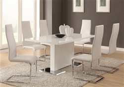 5 Piece Dining Set by Coaster - 102310