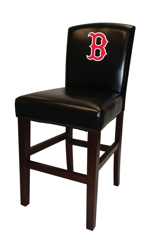 Mlb Boston Red Sox 30 Quot Seat Height Bar Stool By Coaster