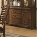 Avery Buffet in Brown Oak Finish by Coaster - 103544B