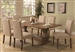 Parkins 7 Piece Dining Set in Coffee Finish by Coaster - 103711