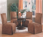 Slauson 5 Piece Dinette by Coaster - 120031-R
