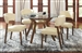 Paxton 5 Piece Round Dining Set in Nutmeg Finish by Coaster - 122180