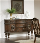 Ilana Traditional Console Server in Antique Java Finish by Coaster - 122256