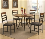 Noah 5 Piece Dining Set by Coaster - 150164