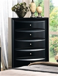 Briana Chest in Black Finish by Coaster - 200705