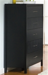 Grove Chest in Black Finish by Coaster - 201655