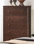 Remington Chest in Cherry Finish by Coaster - 202315