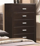 Andreas Chest in Cappuccino Finish by Coaster - 202475