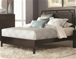 Hudson Bed in Espresso Finish by Coaster - 203251Q