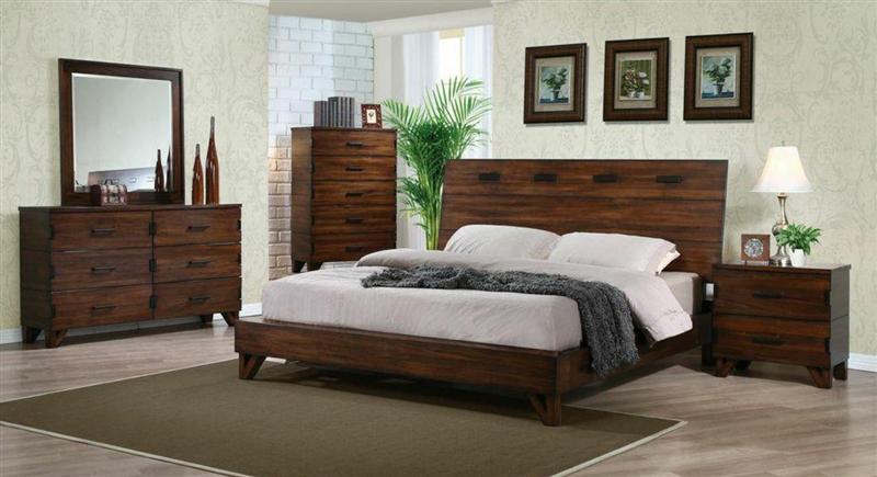 Avalon 6 Piece Bedroom Set by Coaster - 203751