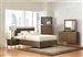 Arcadia Storage Bed 6 Piece Bedroom Set in Weathered Acacia Finish by Coaster - 203801