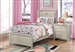 Lana Youth Bedroom Set in Silver Finish by Coaster - 205181T