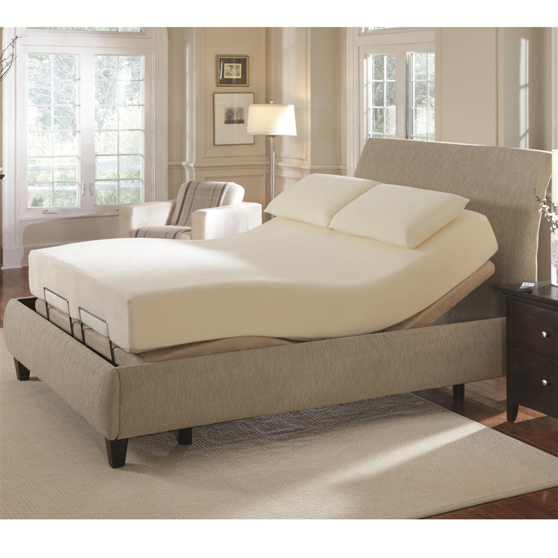 Pinnacle Premier Bedding Adjustable Bed Base Cal King