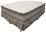 King Koil Spine Support Bristol Pillow Top Full Mattress by Coaster - 350002F