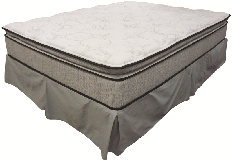 King Koil Spine Support Bristol Pillow Top Full Mattress