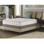Crystal Cove 10.5 Inch Twin Plush Mattress by Coaster - 350024T