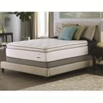 Bali Pillow Top Twin Mattress 15 Inch by Coaster - 350027T