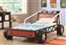Twin-Size Youth Race Car Bed by Coaster - 400700