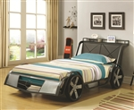 Race Car Twin Bed by Coaster - 400701