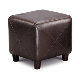 Accent Cube Foot Stool by Coaster - 500124