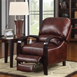 Push-Back Recliner by Coaster - 600170